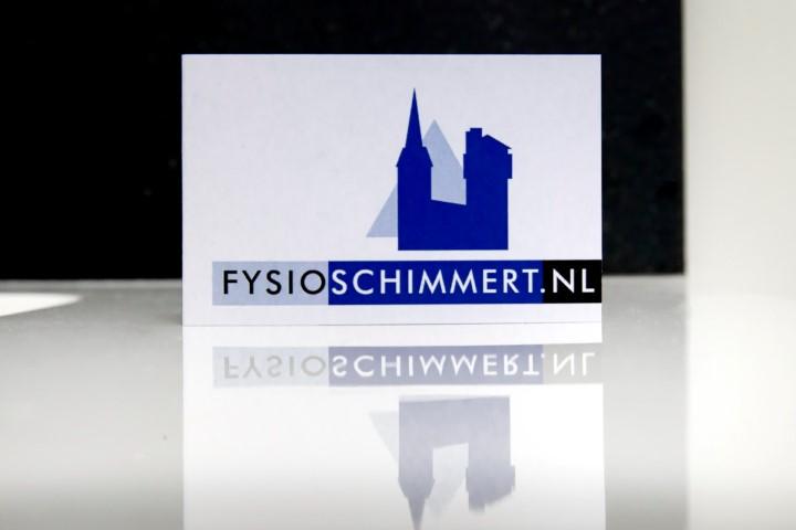 Fysio Schimmert Vergoedingen