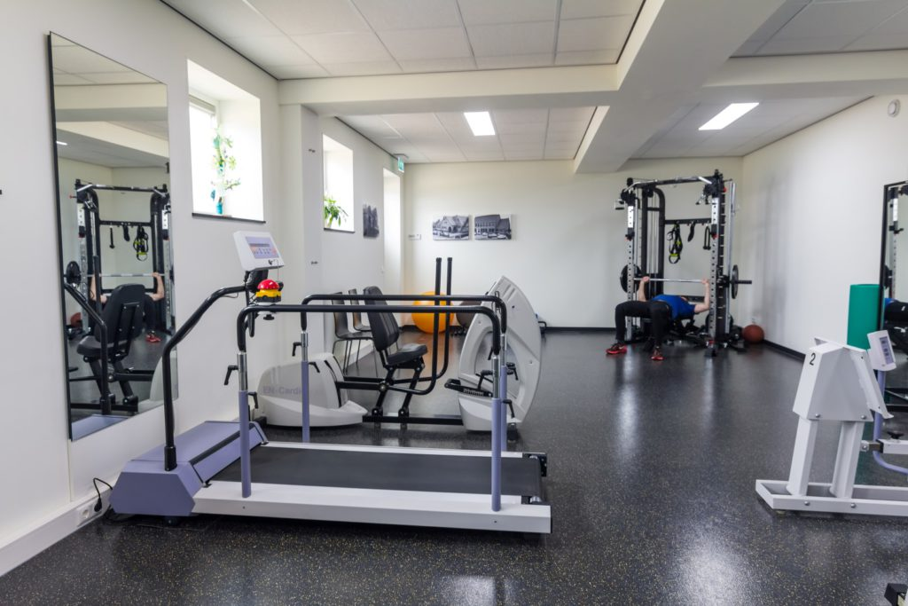 Fysio Schimmert Krachttraining en Fitness